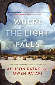 WHERE THE LIGHT FALLS by Allison Pataki