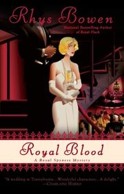 Book Cover for ROYAL BLOOD