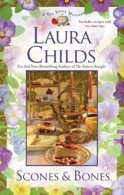 SCONES & BONES by Laura Childs