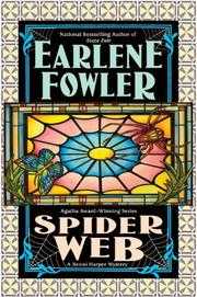SPIDER WEB by Earlene Fowler