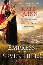 Book Cover for EMPRESS OF THE SEVEN HILLS