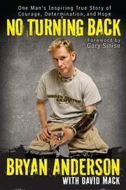 NO TURNING BACK by Bryan Anderson