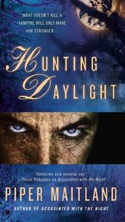 HUNTING DAYLIGHT by Piper Maitland