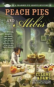 Book Cover for PEACH PIES AND ALIBIS