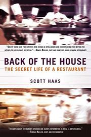 Book Cover for BACK OF THE HOUSE