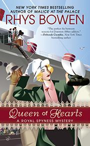 QUEEN OF HEARTS by Rhys Bowen