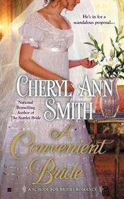 A CONVENIENT BRIDE by Cheryl Ann Smith