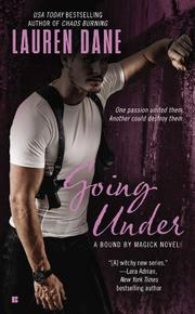 Cover art for GOING UNDER