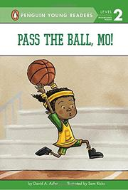 PASS THE BALL, MO! by David A. Adler