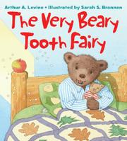 Cover art for THE VERY BEARY TOOTH FAIRY