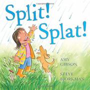 Book Cover for SPLIT! SPLAT!