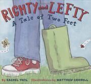 RIGHTY AND LEFTY by Rachel Vail