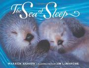 Book Cover for SEA OF SLEEP