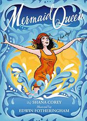 Cover art for MERMAID QUEEN