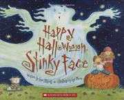 Cover art for HAPPY HALLOWEEN, STINKY FACE