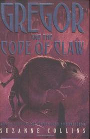 Cover art for GREGOR AND THE CODE OF CLAW