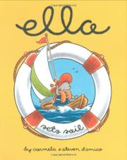 ELLA SETS SAIL by Carmella D'Amico