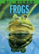 Cover art for NIC BISHOP FROGS