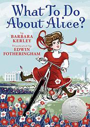 Book Cover for WHAT TO DO ABOUT ALICE?