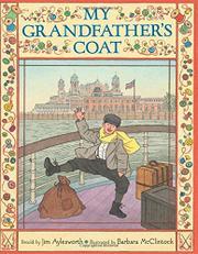 MY GRANDFATHER'S COAT by Jim Aylesworth