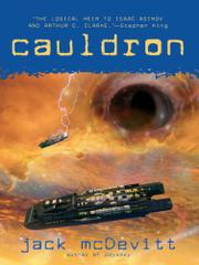 Cover art for CAULDRON
