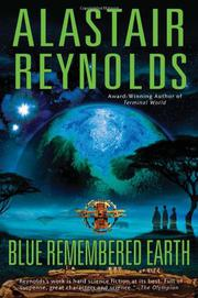Cover art for BLUE REMEMBERED EARTH