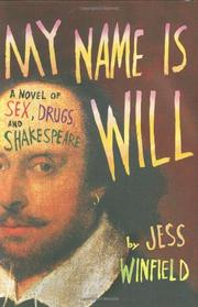 MY NAME IS WILL by Jess Winfield