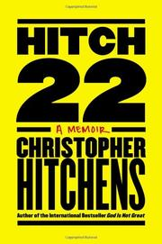 Book Cover for HITCH-22