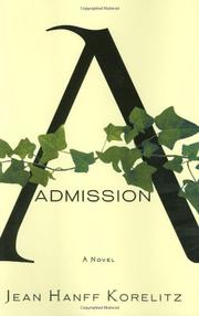 Cover art for ADMISSION
