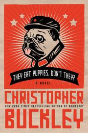 Book Cover for THEY EAT PUPPIES, DON'T THEY?