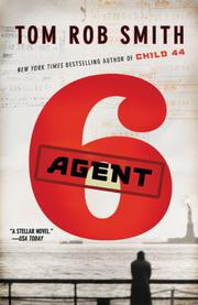 Book Cover for AGENT 6