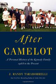 Book Cover for AFTER CAMELOT
