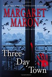 THREE DAY TOWN by Margaret Maron