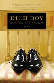 RICH BOY by Sharon Pomerantz