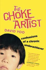 Book Cover for THE CHOKE ARTIST