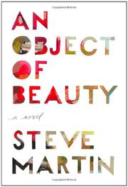 Book Cover for AN OBJECT OF BEAUTY