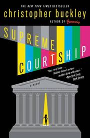 Cover art for SUPREME COURTSHIP