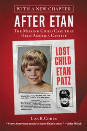 Cover art for AFTER ETAN