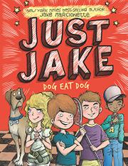 DOG EAT DOG by Jake Marcionette