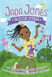 JADA JONES, ROCK STAR by Kelly Starling Lyons