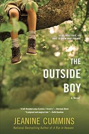 THE OUTSIDE BOY by Jeanine Cummins