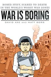 Book Cover for WAR IS BORING