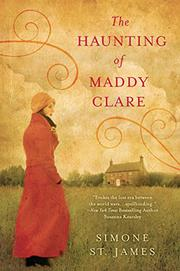 Book Cover for THE HAUNTING OF MADDY CLARE