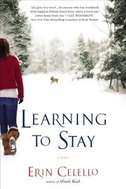 Cover art for LEARNING TO STAY