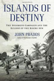 Book Cover for ISLANDS OF DESTINY