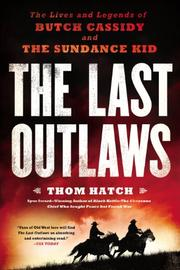 Book Cover for THE LAST OUTLAWS