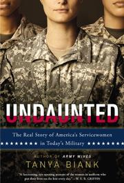 Cover art for UNDAUNTED