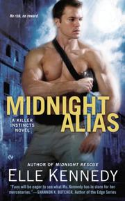 Cover art for MIDNIGHT ALIAS