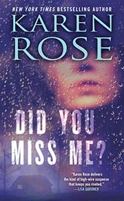 Book Cover for DID YOU MISS ME?