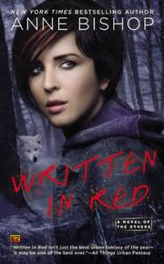 Book Cover for WRITTEN IN RED